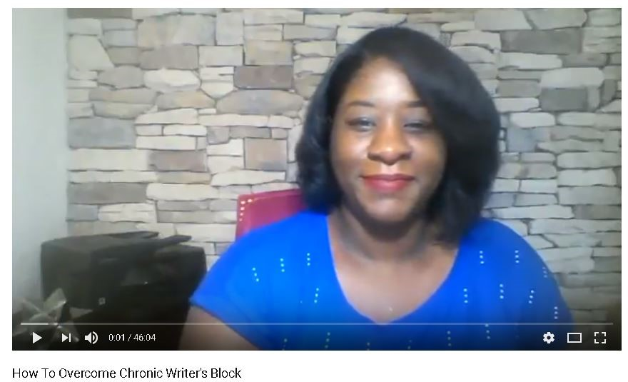 VIDEO: How To Overcome Chronic Writer's Block